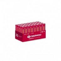 Батарейка Daewoo LR6 Pack-32