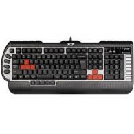 Клавиатура A4Tech X7-G800V черная игровая