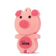 Флэш-диск Mirex 4Gb USB 2.0 Поросенок