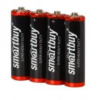 Батарейка SmartBuy R03 sh 4/60/600
