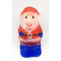 Дед Мороз с подсветкой (3*R06)