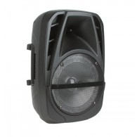 "Колонка портативная 8"" EL8-03ch (Bluetooth/USB /microSD/FM) черная"