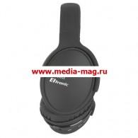 Наушники-плеер Eltronic 4466 (microSD, Bluetooth) черные