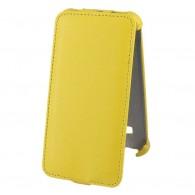 Чехол для Samsung Galaxy A3 желтый