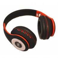 Наушники-плеер JBL-S990 красные (Fm, microSD,Bluetooth)