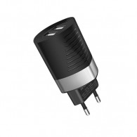 Адаптер 220V->2*USB 2.4A Borofone (BA26A)