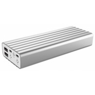 Внешний аккумулятор (Power Bank) Remax Vanguard 20000mAh с дисплеем (RP-V20)