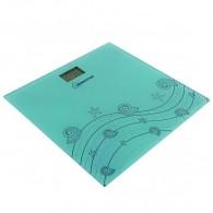 Весы эл.напольные Homestar-6001B голубые (2136886)