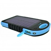 Внешний аккумулятор (Power Bank) 16800mAh (ЕК-7) солн.батарея+фонарь