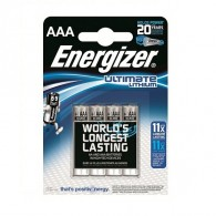 Батарейка Energizer L92 BL 4/48 (AAA литий )