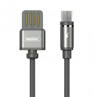 Кабель Am - microUSB Remax Gravity 1м (RC-095m) магнитный