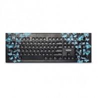 "Клавиатура SmartBuy 223 ""Бабочки"" USB (SBK-223U-B-FC)"