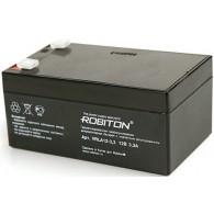 Аккумулятор для бесперебойника Robiton 12V 3,3Ah