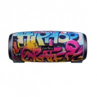 Мини-колонка Perfeo Hip-Hop (Bluetooth\USB\MicroSD\12Вт\2600mAh)