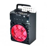 Колонка портативная KTS-1069B (USB\microSD\Bluetooth) красная