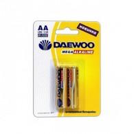 Батарейка Daewoo LR6 BL 2/20/480