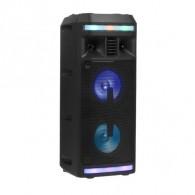 """Колонка портативная 8"""" Dialog AO-12 (Bluetooth/USB /microSD/микроф) черная"""