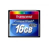 Карта памяти Compact Flash Transcend 16Gb 400х