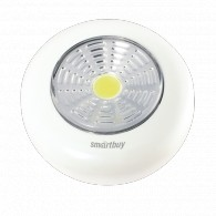 Фонарь SmartBuy 1Вт COB (SBF-CL--PL) Pushlight (3*ААА)