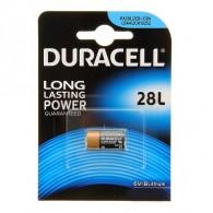 Батарейка Duracell 28L (2CR-1\3N, L544, 2CR13252) 6V
