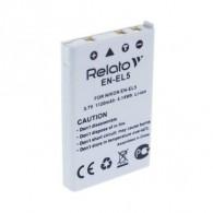 Аккумулятор в/к. Relato EN-EL5 (1120mAh 3,7v) Li-ion для Nikon