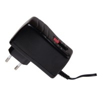 Адаптер 220V->USB 1A Jazzway SMP-1000 (220v - 3/4,5/5,6,9,12v)