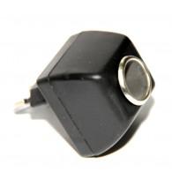 Адаптер 220V->12V CAR-001 (без провода)