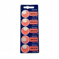 Батарейка Sony CR 1216 5/100