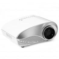 Проектор H60 (белый) (480*320 пикселей входы:USB,SD,AV,VGA,HDMI,TV)