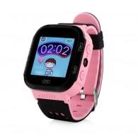 Smart-часы Q529+ детские с GPS (черный/розовый)