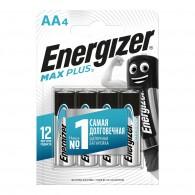 Батарейка Energizer LR6 Max Plus BL 4/96