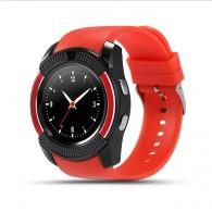 Smart-часы V8 красные