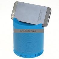Мини-колонка Q3 (Bluetooth\USB\MicroSD\подставка для тел)