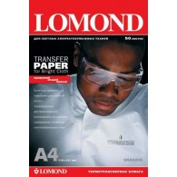Бумага Lomond для термопереноса на светлые ткани 140г /10 л(0808411)/27