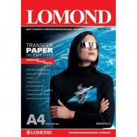 Бумага Lomond для термопереноса на темные ткани 140г /10 л(0808421)/22