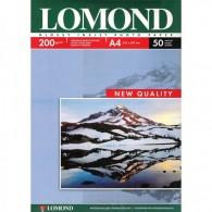 Бумага Lomond глянцевая A4, 200 г /50 листов (0102020)/18