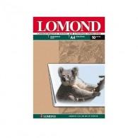 Пленка Lomond самоклеящ. прозр для струйн принт A4 /10 л (1708411)
