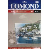 Пленка Lomond мультиуниверсальная A4 /10л стр. и цв лаз прин(0710421)