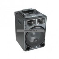 """Колонка портативная 10"""" EL10-14ch (Bluetooth/USB /microSD/FM/ПДУ/1 микр) (220V)"""