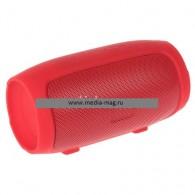 Мини-колонка CH Mini (Bluetooth\MicroSD) красная