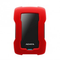 Жесткий диск HDD A-Data 1,0Tb 2.5'' HD330 USB 3.1 красный