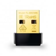 Адаптер USB TP-Link TL-WN725N Wi-Fi 802.11 b/g/n до 150мбит/с