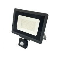Прожектор светодиодный Jazzway PFL -C3 - 50W 6500K IP65 с датч.движ.