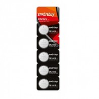 Батарейка SmartBuy CR 2025 BL-5\100