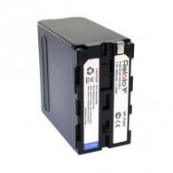 Аккумулятор в/к. Relato NP-F990 (9850mAh 7,2v) Li-ion для Sony
