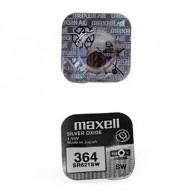 Батарейка Maxell SR 621 SW (364) BL 1/10