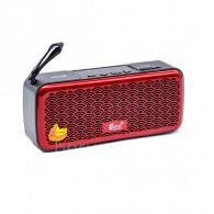 Радиоприемник EPE FP-9022BT (Bluetooth/USB /microSD/FM/акб 18650) красный