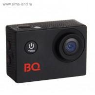 """Экшн-камера BQ-C001 черная 1920х1080,экран 2"""", водонепр.до 30 м (1795249)"""