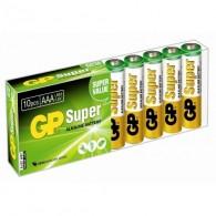 Батарейка GP LR03 Super Alkaline BL 10