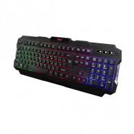 Клавиатура SmartBuy 308 USB игровая черн с подсвет. (SBK-308G-K)
